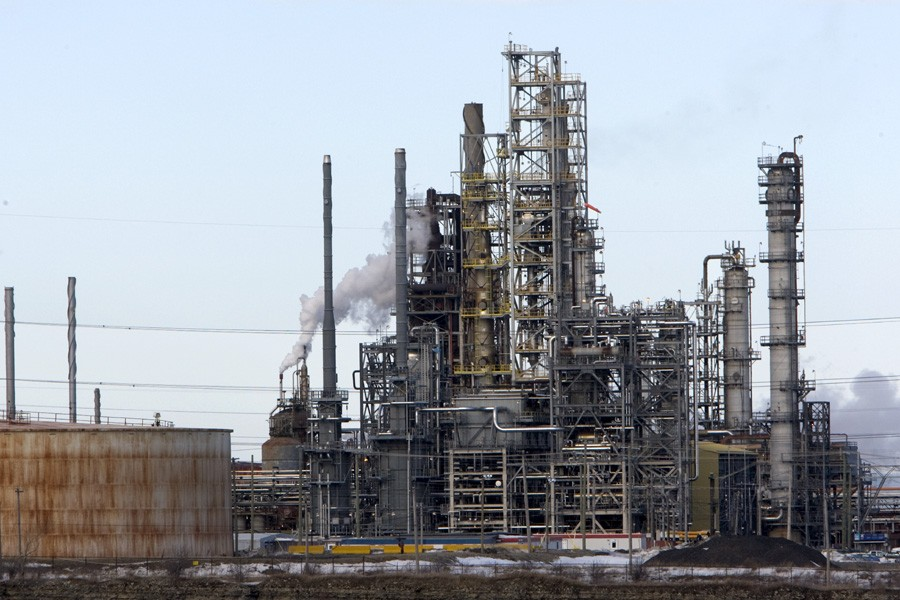 Les négociations entre Shell et... (Photo: Robert Skinner, Archives La Presse)