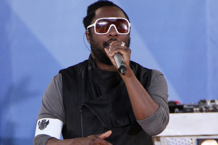 Will.i.am des Black Eyed Peas.... (Photo: AP)