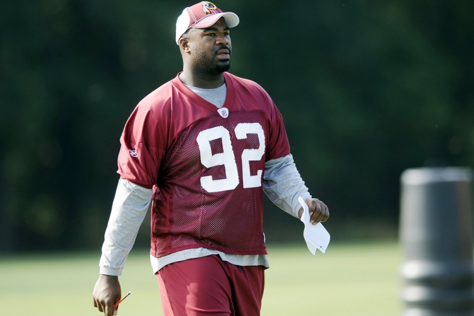 Albert Haynesworth... (Photo: AP)