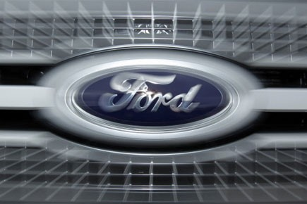 Le constructeur automobile américain Ford Motor a décidé de... (Photo: Reuters)