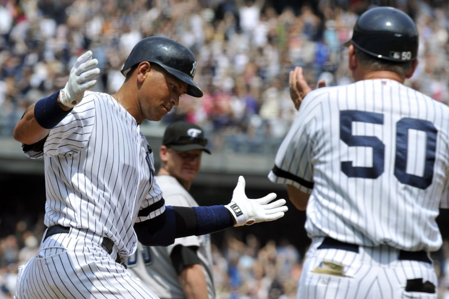 Alex Rodriguez... (Photo: Reuters)