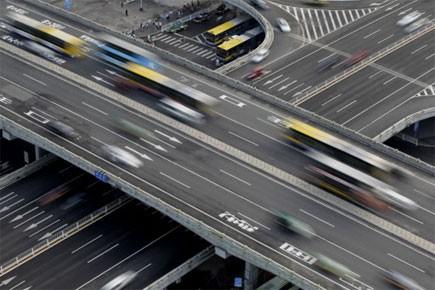 La production et les ventes d'automobiles en Chine vont... (Photo: Reuters)