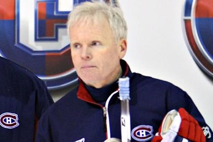 Les Bruins de Boston ont annoncé mercredi... (Photo: Bernard Brault, La Presse)