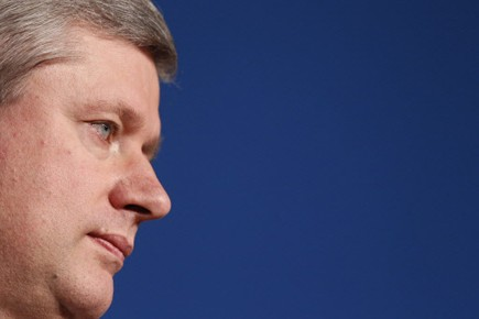 Une lettre envoyée directement au premier ministre Stephen... (Photo: Reuters)