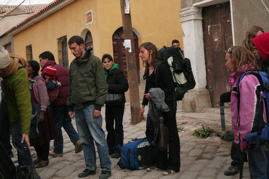 Les vacances d'une centaine de voyageurs sont bouleversées... (Photo: Reuters)