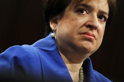 La confirmation d'Elena Kagan à la Cour suprême des... (Photo: Reuters)