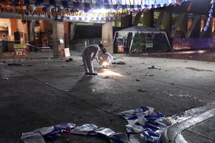 L'attentat est survenu la veille de la visite... (Photo: Reuters)