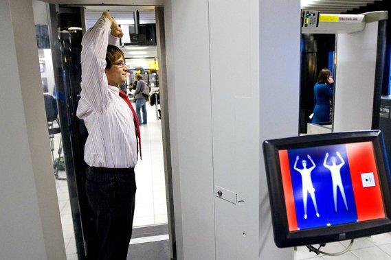 Actuellement, 315 scanners corporels sont installés dans 65... (Photothèque Le Soleil)