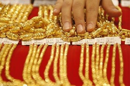 L'or a rebondi cette semaine, dopé par des nouvelles... (Photo: archives Reuters)