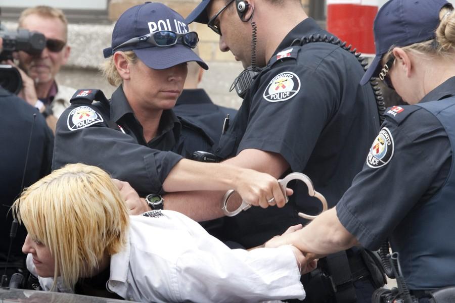 Plus de 1000 personnes ont été détenues pendant... (Photo: PC)