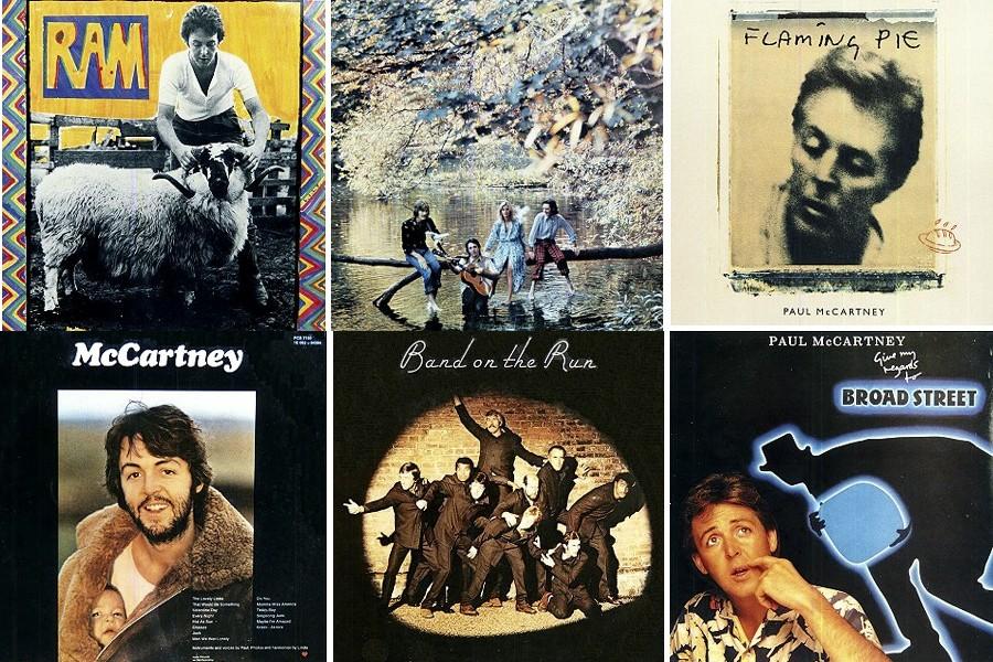 Après les Beatles, Paul McCartney a fait beaucoup plus de bons que de mauvais...