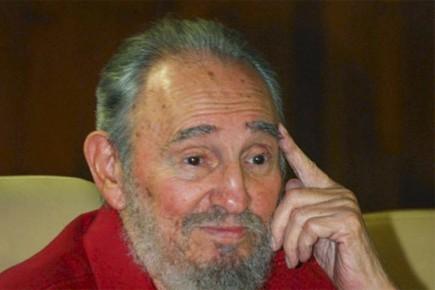 Il s'agira de la première participation de Fidel... (Photo: Reuters)