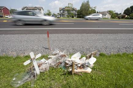 D'abord prévus à l'automne, les travaux pour asphalter... (Photo: Ivanoh Demers, La Presse)