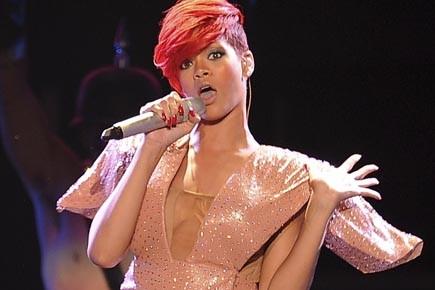 La tournée Last Girl on Earth de Rihanna... (Photo archives AFP)