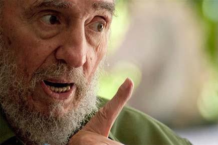 En raison de graves problèmes de santé, Fidel... (Photo: archives AP)