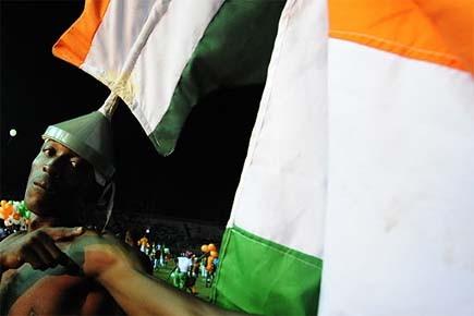 La Côte d'Ivoire célèbre son 50e anniversaire.... (Photo: AFP)