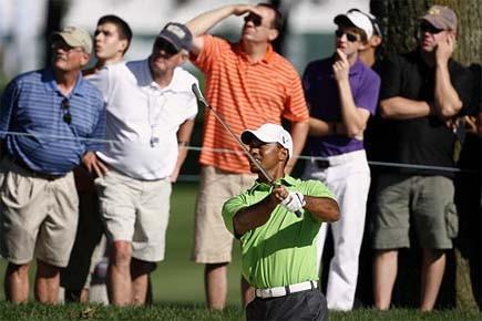 Son pointage de 75 est également son pire... (Photo: Reuters)
