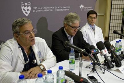 Dr Marc Afialo, chef des services de l'urgence... (Photo David Boily, La Presse)