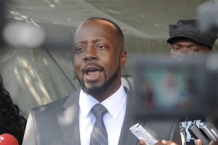 Outre Wyclef Jean qui vit aux États-Unis, un... (Photo: AFP)