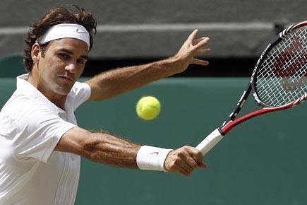 Roger Federer... (Photo: archives Reuters)