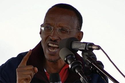 Âgé de 52 ans, M. Kagame préside aux... (Photo: AP)