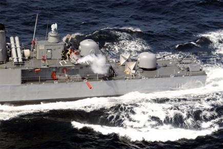 La capture du bateau intervient alors que la... (Photo: Reuters)
