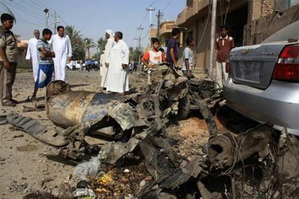 L'attentat meurtrier s'est produit à 11h30 locales (3h30... (Photo: AP)