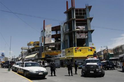 Ciudad Juarez, qui compte 1,3 millions d'habitants et... (Photo: Reuters)
