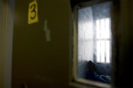 Le nombre de prisonniers fédéraux âgés de plus... (Photo: François Roy, Archives La Presse)