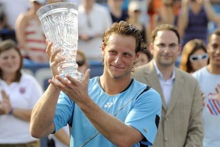 Il s'agit du 11e titre en carrière pour... (Photo: Reuters)