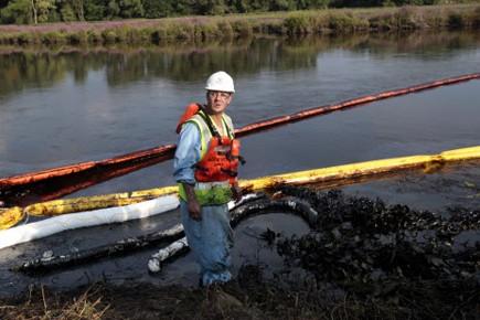 3,8 millions de litres se seraient retrouvés dans... (Photo: Reuters)