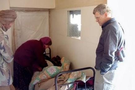 Une des victimes, Tom Little, vivait en Afghanistan... (Photo: Reuters)