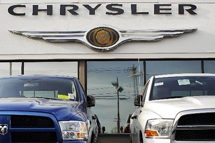 Le constructeur automobile américain Chrysler,... (Photo: archives Reuters)