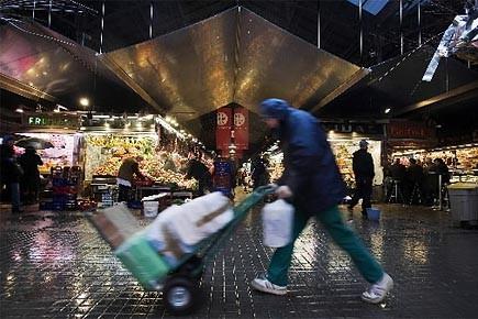 La situation économique en Espagne s'est... (Photo: archives Bloomberg News)