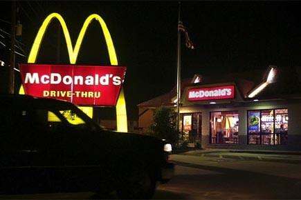 McDonald's compte plus de 32 000 restaurants dans... (Photo: archives AP)