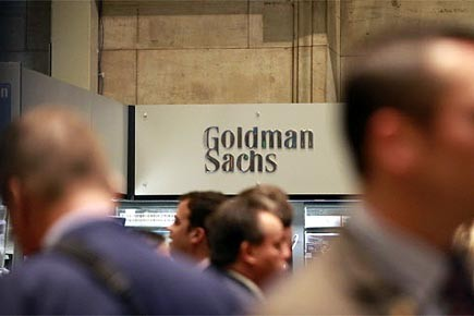 Goldman Sachs avait fait état fin juillet d'une... (Photo: Reuters)