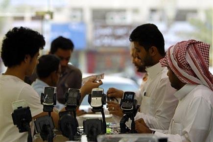 RIM pourrait installer un point de contact en... (Photo: AFP)