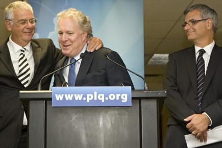 Le ministre Jacques Dupuis, qui sera remplacé par... (Photo: David Boily, La Presse)