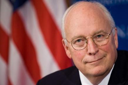 L'ancien vice-président américain Dick Cheney, critiqué pour son... (Photo: AFP)