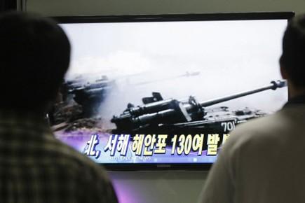 La Corée du Sud considère les tirs comme... (Photo: AP)