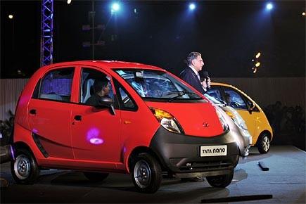 Tata Motors songe à mettre sur le marché... (Photo: AFP)