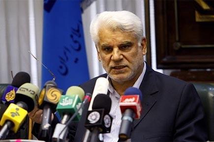 Dimanche, le chef de la Banque centrale iranienne... (Photo: Reuters)