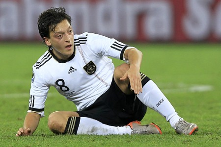 Mesut Özil... (Photo: Reuters)