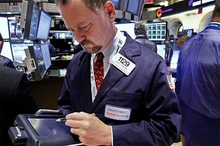 La Bourse de Toronto a clôturé mardi sur une légère baisse après... (Photo: AP)