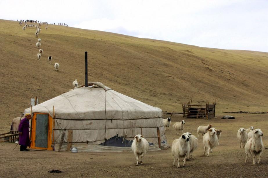 La Mongolie aurait recruté 5000 travailleurs nord-coréens, une... (Photo: archives AFP)