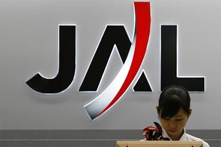 Le groupe JAL, ex-fleuron de l'aviation nippone, est... (Photo: archives Reuters)
