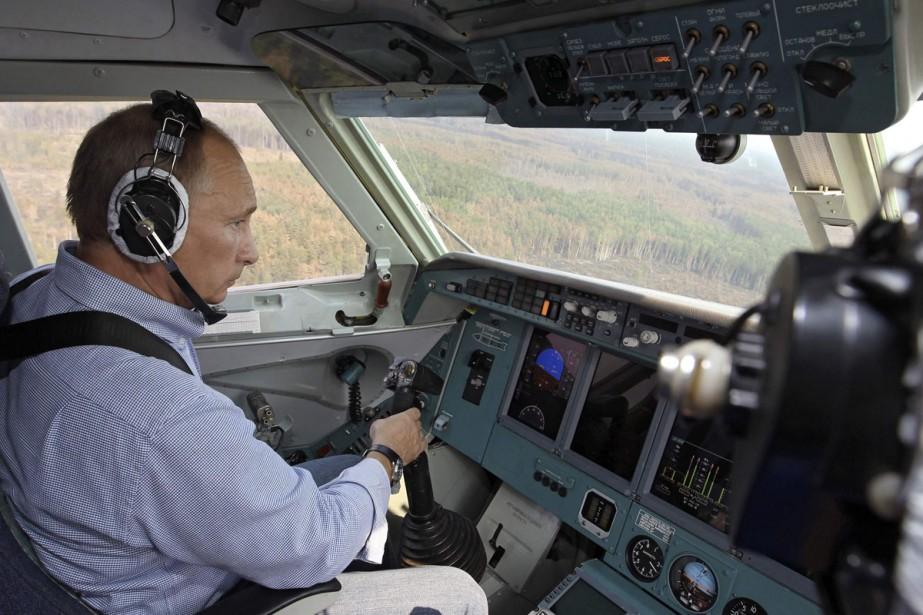 Le Premier ministre russe, Vladimir Poutine, fidèle à... (Photo: Reuters)