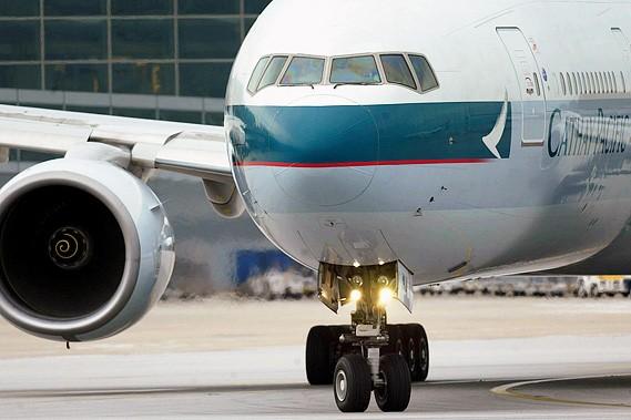 Cathay Pacific prévoit rajouter des vols vers l'Australie,... (Photo: Afp)