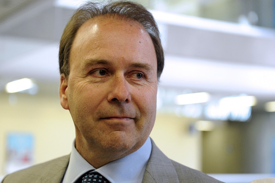 Ancien ministre de la Justice, Marc Bellemare reproche... (Photo: Érick Labbé, Le Soleil)