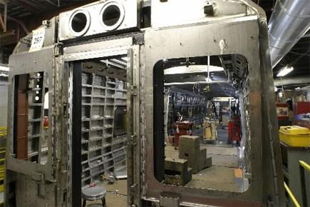 Bombardier Transport a bon espoir de reprendre au cours... (Photo: archives PC)